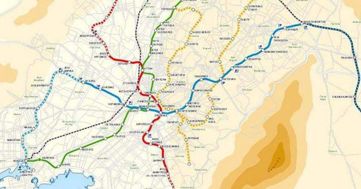 Ξανά νέοι σταθμοί μετρό μετά από 7 χρόνια