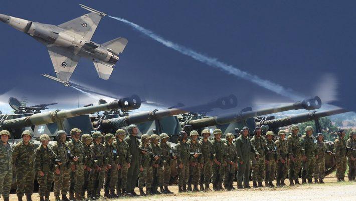 Δύναμη πυρός: Ο ατσάλινος στρατός που τρέμει ο Ερντογάν στο πλευρό της Ελλάδας