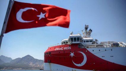 Παρακάμπτει Μέρκελ, Μακρόν: Φουλ επίθεση ξανά με το Oruc Reis ο Ερντογάν