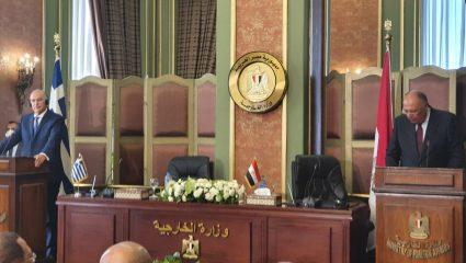 Πίεση στην Τουρκία: Η Ελλάδα και η Αίγυπτος έκαναν τη συμφωνία για την ΑΟΖ