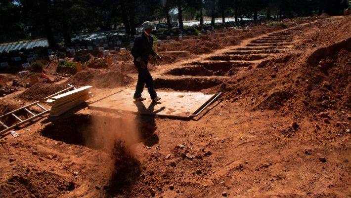 Καταρρέει ο μύθος της Αφρικής: Εκατόμβες ομαδικών τάφων