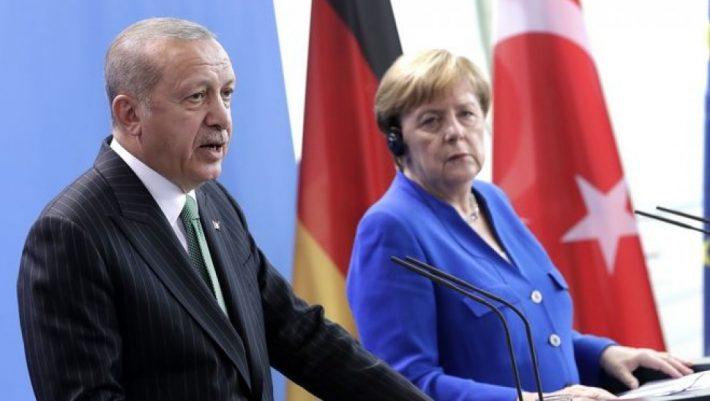 Μας άδειασε: Δώρο-πρόκληση της Γερμανίας στον Ερντογάν