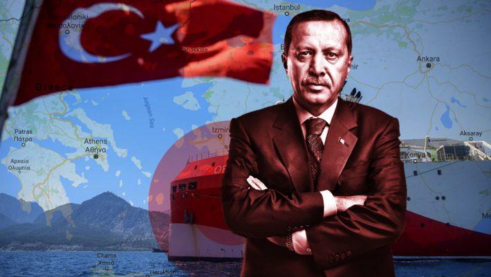 «Ετοιμάζει θερμό επεισόδιο και εισβολή σε νησιά»: Κόκκινος συναγερμός μετά την ανάρτηση για τον Ερντογάν
