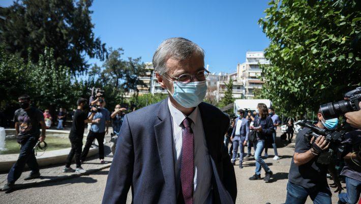 Μόνο ντροπή: Αισχρή ενέργεια κατά του Σωτήρη Τσιόδρα