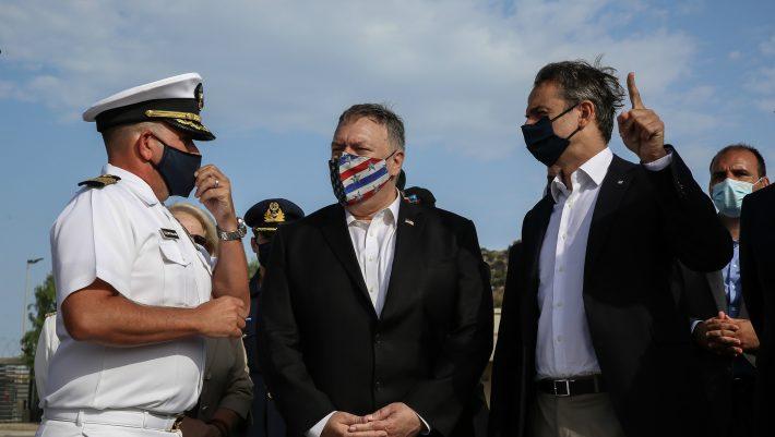 Ο Μιχάλης Ιγνατίου αναλύει: Οι επιδιώξεις των ΗΠΑ στη Μεσόγειο