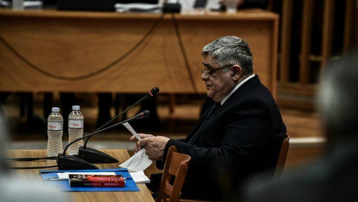 Χρυσή Αυγή - εισαγγελική πρόταση: 13 χρόνια στους πρώην βουλευτές, ισόβια στον Ρουπακιά