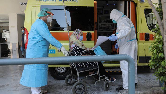 Γινόμαστε Σουηδία: Κόλλησαν όλοι οι ηλικιωμένοι σε γηροκομείο στα Ιωάννινα