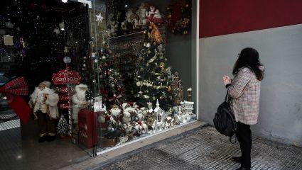 Η παράταση του lockdown δείχνει το τρόπο που θα εορταστούν τα φετινά Χριστούγεννα