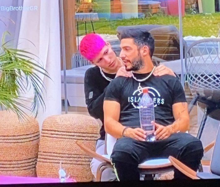 Big Brother: Το νέο βίvτεο του Θέμη με συμπαίκτη του δικαίως έγινε viral (Vid)