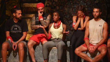Εικόνες ντροπής! Το «ξύλο» στο συμβούλιο του Survivor που δεν έδειξαν οι κάμερες (Vid)