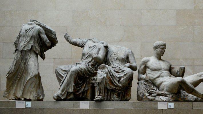 Βόμβα από Μπόρις Τζόνσον: Τα μάρμαρα δε θα επιστρέψουν στην Ελλάδα - Ανήκουν στο βρετανικό Μουσείο