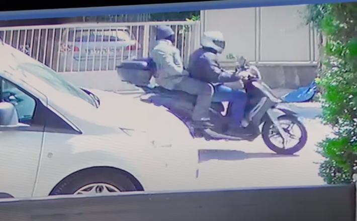 Με το όπλο στο χέρι μετά τη δολοφονία: Νέο βίντεο - ντοκουμέντο με τους εκτελεστές του Καραϊβάζ