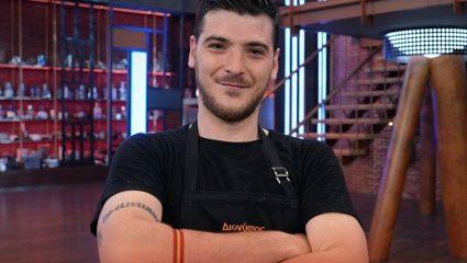 Σάλος με τον Διονύση του MasterChef: Έβριζε όσους σεφ έπαιρναν μέρος στο ριάλιτι του Star