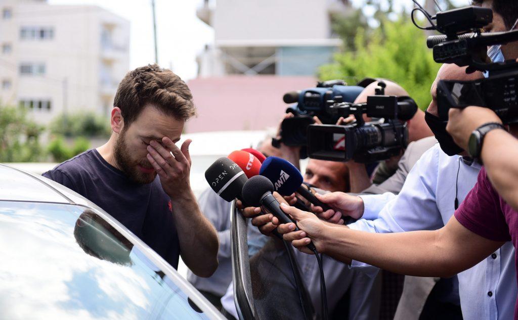 Γλυκά Νερά: «Κεραυνοί» Κατερινόπουλου για τον «ηθοποιό» Μπάμπη που σκότωσε την Καρολάιν