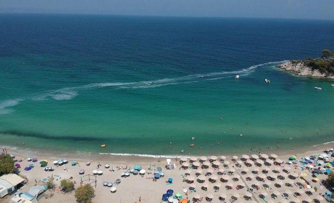 Εικόνες αποκάλυψης: Το φαινόμενο που απειλεί τις ομορφότερες παραλίες της Ελλάδας